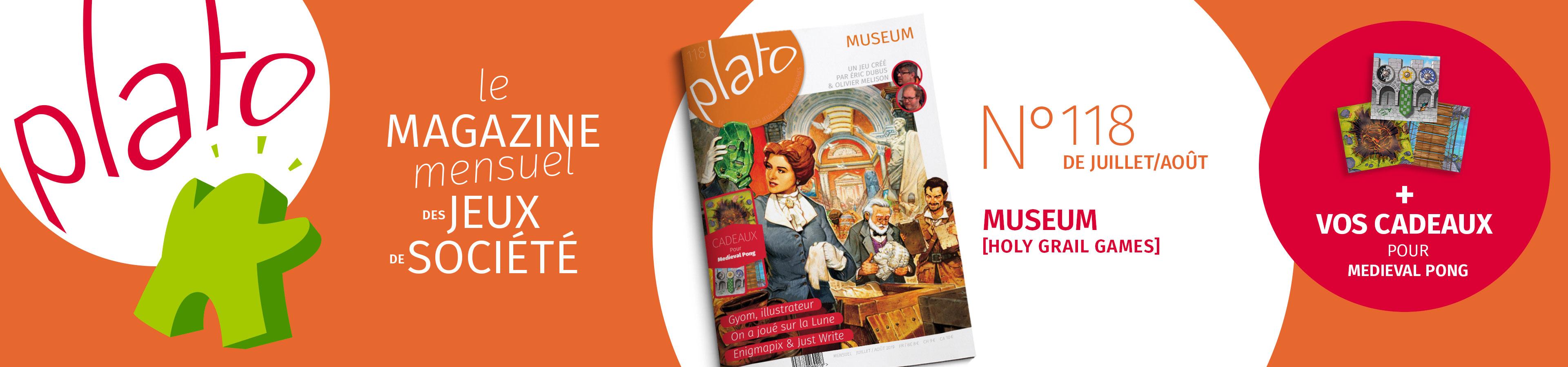 Plato Magazine